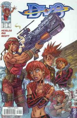 DV8 (Variant Cover) (Comic Book) #22
