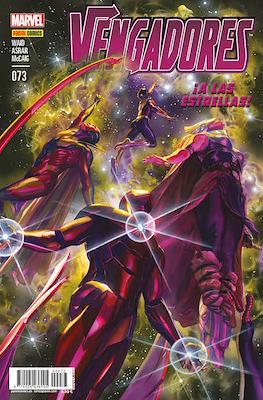 Los Vengadores Vol. 4 (2011-) (Grapa) #73