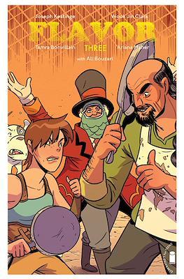 Flavor (Comic book) #3