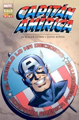 Capitán América de Roger Stern y John Byrne