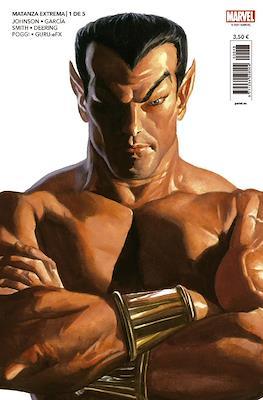 Colección Portadas Exclusivas Marvel Alex Ross (Grapa) #10