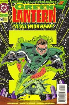 Green Lantern Vol. 2 (1990-2004) (Comic-Book) #50