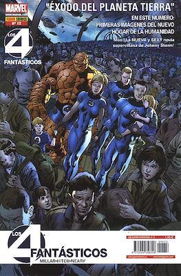 Los 4 Fantásticos / Los Cuatro Fantásticos Vol. 7 (2008-) #12