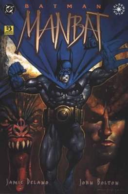 Batman: Manbat (Rústica) #2