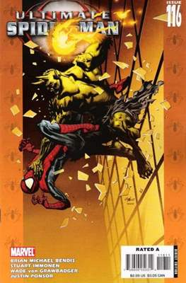 Ultimate Spider-Man (2000-2009; 2011) (Comic-Book) #116