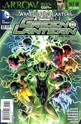 Green Lantern Vol. 5 (2011-2016) (Comic book) #17