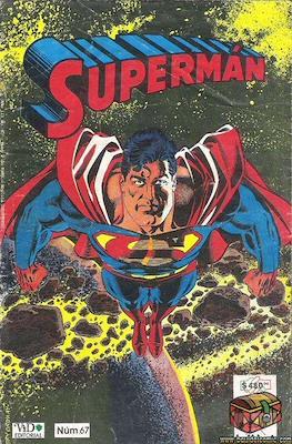 Supermán (1986-2001) (Grapa) #67