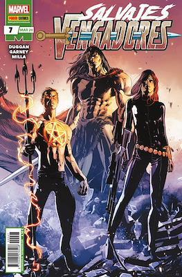 Salvajes Vengadores (2019-) #7
