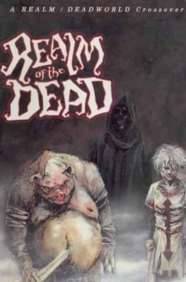 Realm Of The Dead (Variant Cover)