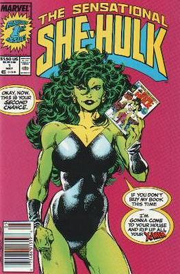 Sensational She-Hulk (1989-1994)
