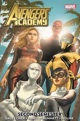 Avengers Academy (2010-2013) (Softcover 176 pp) #4