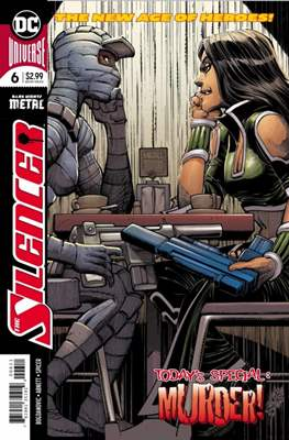 The Silencer (2018) (Comic Book) #6
