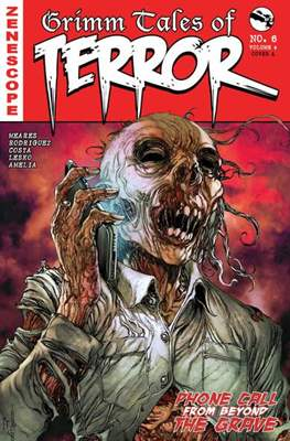 Grimm Tales of Terror Vol. 4 (Comic Book) #6