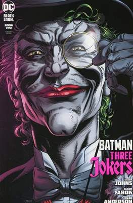 Batman: Three Jokers (Variant Cover) #2.2