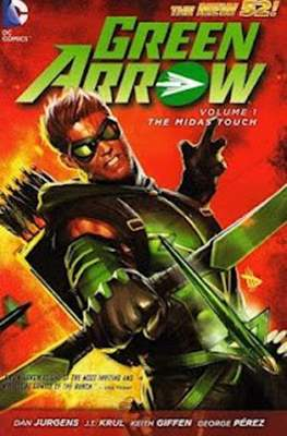 Green Arrow Vol. 5 (Comic book) #1