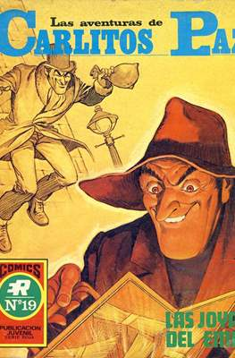 Historias Gáficas para Jóvenes (Serie Roja B) (Grapa. 1973) #19