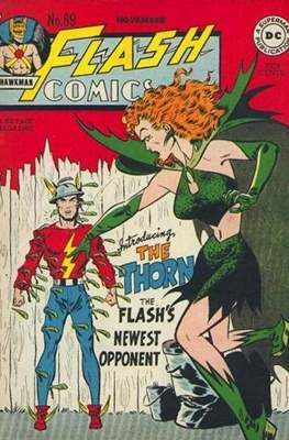 Flash Vol. 1 (1959-1985) (Comic Book 32 pp) #89