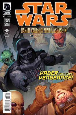 Star Wars: Darth Vader and The Ninth Assassin #3
