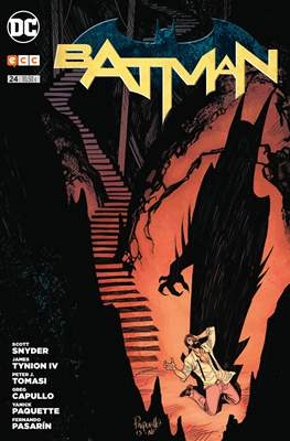 Batman: Nuevo Universo DC (Rústica) #24
