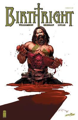 Birthright (Comic-book) #10