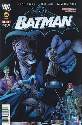 Batman: Hush (Grapa) #12
