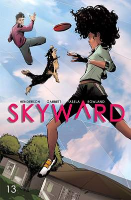 Skyward (Comic Book) #13