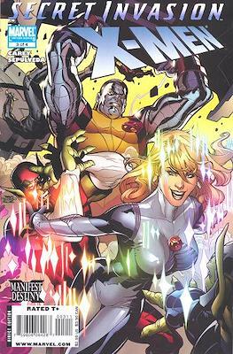 Secret Invasion: X-Men (Comic Book) #3