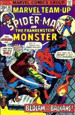 Marvel Team-Up Vol. 1 (Comic-Book) #36