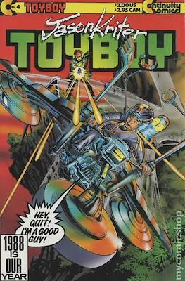 Toyboy (Comic Book) #4