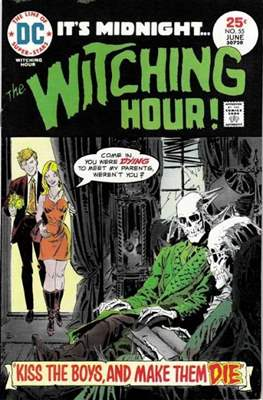The Witching Hour Vol.1 (Grapa) #55
