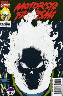 Motorista Fantasma (1991-1994) (Grapa. 17x26. 24 páginas. Color. (1991-1994).) #17