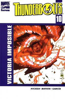 Thunderbolts vol. 2 (2002-2004) (Rústica. 17x26. 96/128 páginas. Color.) #10