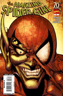 The Amazing Spider-Girl Vol. 1 (2006-2009) (Comic Book) #28