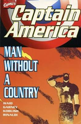 Captain America: Man Without a Country