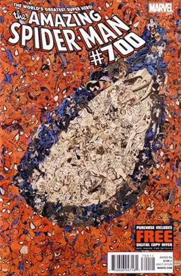 The Amazing Spider-Man Vol. 2 (1999-2014) (Comic-Book) #700