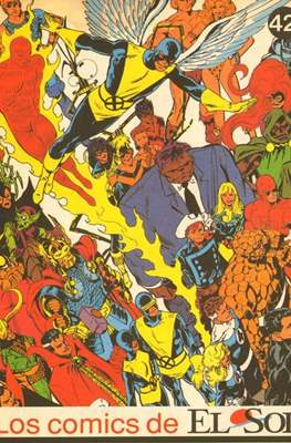Los Cómics de El Sol (Grapa) #42