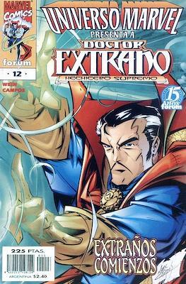 Universo Marvel presenta a (Grapa. 17x26. 24 páginas. Color.) #12