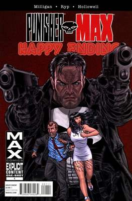 Punisher Max: Happy Ending
