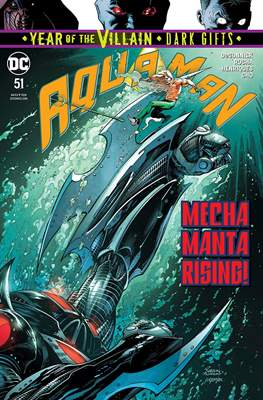 Aquaman Vol. 8 (2016-) (Comic Book) #51