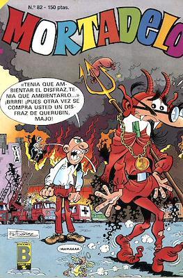 Mortadelo (1987-1991) (Grapa) #82