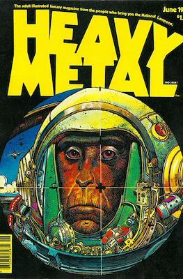 Heavy Metal Magazine (Grapa) #3
