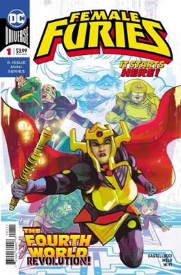 Female Furies (2019-) (Comic Book) #1