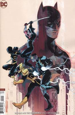 Batman and The Outsiders Vol. 3 (2019-Variant Cover) #2