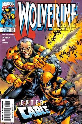 Wolverine (1988-2003) (Comic Book) #139