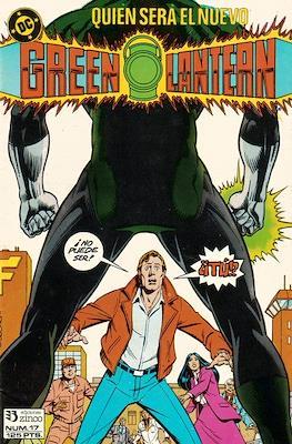 Green Lantern (1986-1987) (Grapa, 36-52 páginas) #17