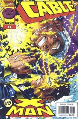 Cable Vol. 2 (1996-2000) (Grapa 24 pp) #11