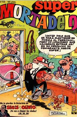 Super Mortadelo (Grapa, 52 páginas (1987)) #55