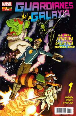 Guardianes de la Galaxia (2013-) (Grapa) #55