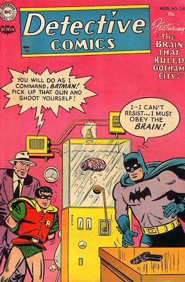 Detective Comics Vol. 1 (1937-2011; 2016-) (Comic Book) #210