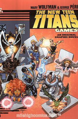 New Teen Titans Games